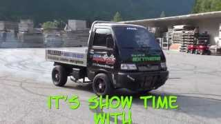 hijet hayabusa - hayabusa engine car