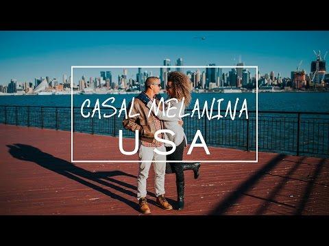Casal Melanina │USA