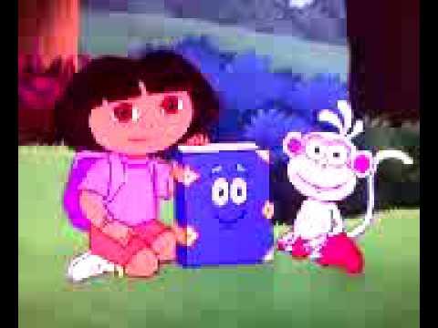 Dora the Explorer - Por Favor