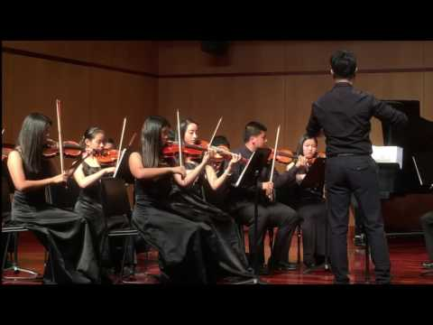 BAYMS (Bay Area Youth Music Society) Spring Charity Concert 2016