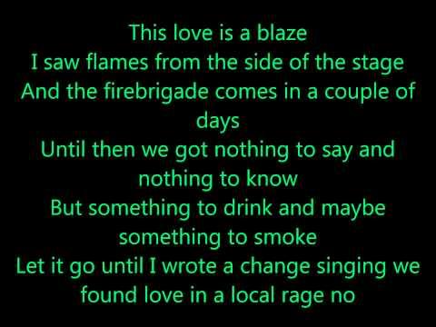 Ed Sheeran - Sing (Lyrics)