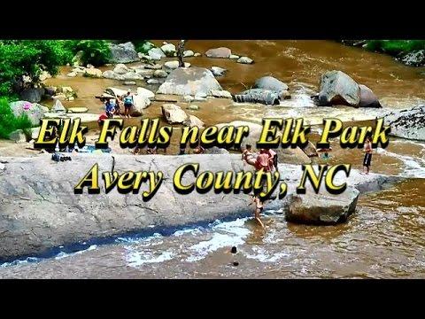 Elk Falls, Avery County, NC