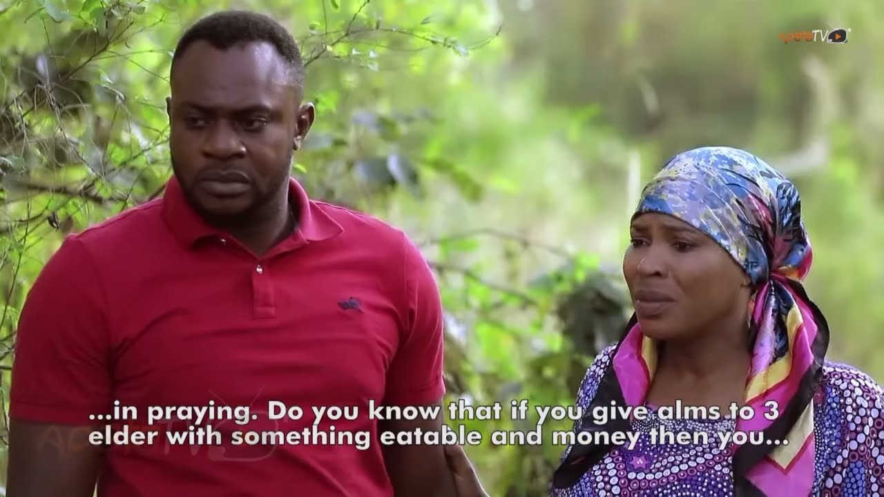 Download Olorun Atijo Latest Yoruba Movie 2020 Drama Starring Odunlade Adekola   Fathia Balogun   Eniola Ajao