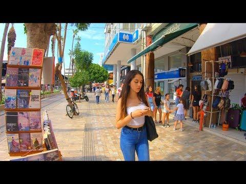 Walk In Antalya Old Town & City Center 🇹🇷 (14•9•2019)