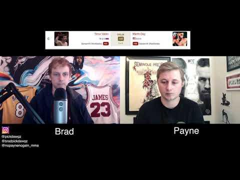 My Timur Valiev vs Martin Day UFC Vegas 18 MMA Picks, Odds and Predictions