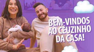 TOUR PELO QUARTINHO DO BABY CRIS