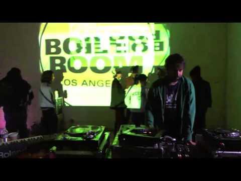 DNTEL Boiler Room Los Angeles DJ Set