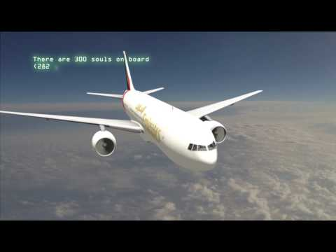 Crash Landing of Emirates EK521 in Dubai
