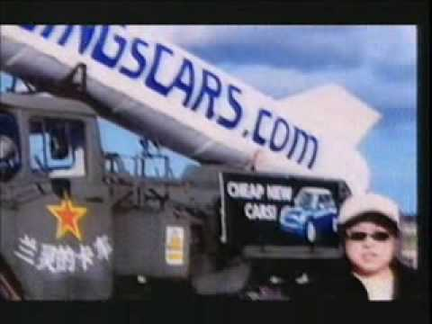 LINGsCARS: BBC News Look North feature Ling & missile truck