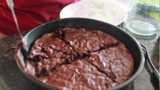 Brownie Making!