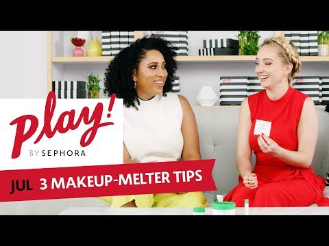 3 Drunk Elephant Makeup-Melter Tips   PLAY! by SEPHORA thumbnail