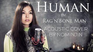 Baixar Rag'N'Bone Man - Human ( Acoustic Cover by Nominjin )