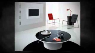 Modern & Minimalist Interior for Living Room Furniture