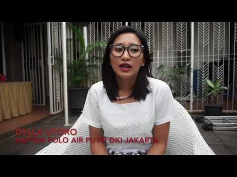 Captain Women DKI Jakarta Water Polo Team