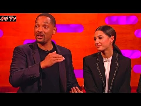 Graham Norton Show 1052019 Will Smith Naomi Scott Kevin Hart Octavia Spencer