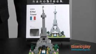 Nanoblock From Ohio Art