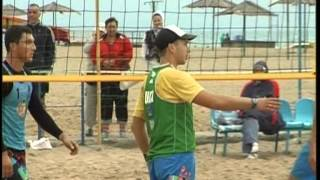 Чемпионат Украины по пляжному волейболу. Финальный этап 2013