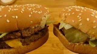 Burger King - Big King & Big King XXL