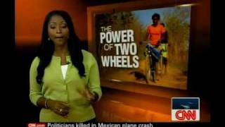 World Bicycle Relief: CNN International, The Power of Two Wheels