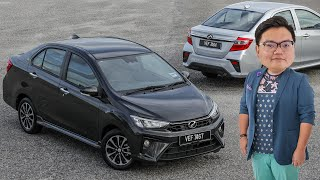 FIRST DRIVE: 2020 Perodua Bezza 1.0 and 1.3 facelift review - RM34.5k-RM50k