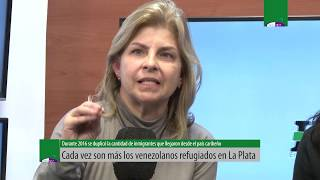 Cada vez son más los venezolanos refugiados en La Plata