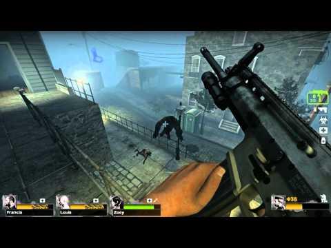 Left 4 Dead 2 - The Sacrifice Gameplay Pc