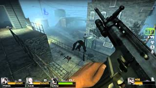 Left 4 Dead 2 - The Sacrifice Gameplay Pc