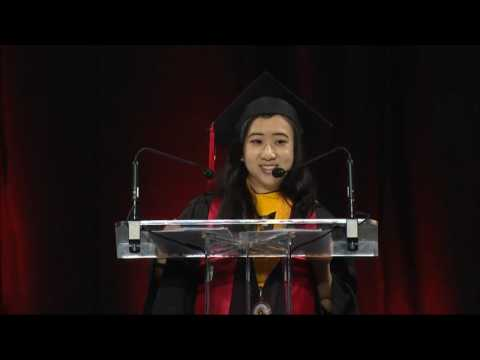 Controversial Speech on 2017 University of Maryland Spring Commencement
