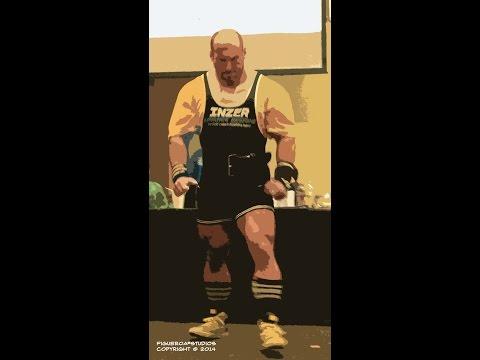 2014 BEND the BAR Powerlifting Meet Austin TX