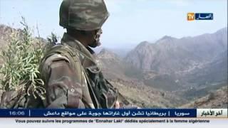 القضاء اليوم على ارهابيين اثنين ببلدية اغريب في تيزي وزو