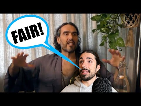 Russell Brand Is Fair In His Trump Supporter Analysis: Mainstream Media DIVIDES Us!