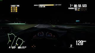 Need For Speed Shift 2 Unleashed Race 66 Hot Lap Gaunlet 2
