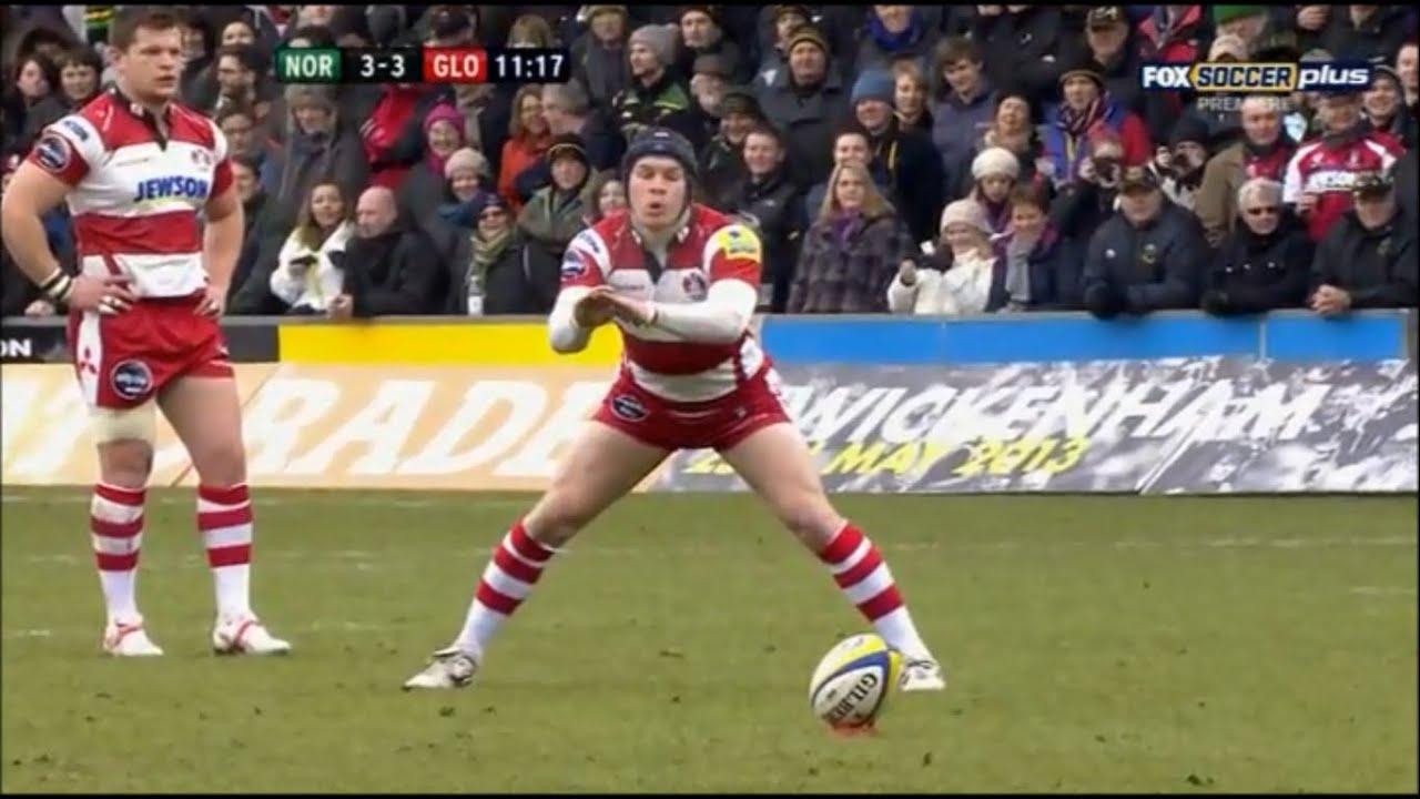 The Biggarena!' Wales fly half's pre kick dance becomes
