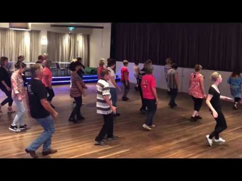 Feel the Beat - line dance by Chris Watson , Song by Ashleigh Dallas