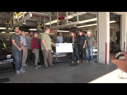 Meet the Cal State LA EcoCAR 3 Team