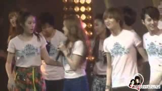 SHINee Jonghyun SNSD Jessica Jongsica   LOVE AGAIN IN LA 360p 00 00 45 00 00 59