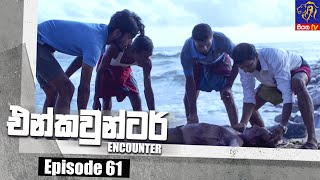 Encounter - එන්කවුන්ටර් | Episode 61 | 10 - 08 - 2021 | Siyatha TV Thumbnail