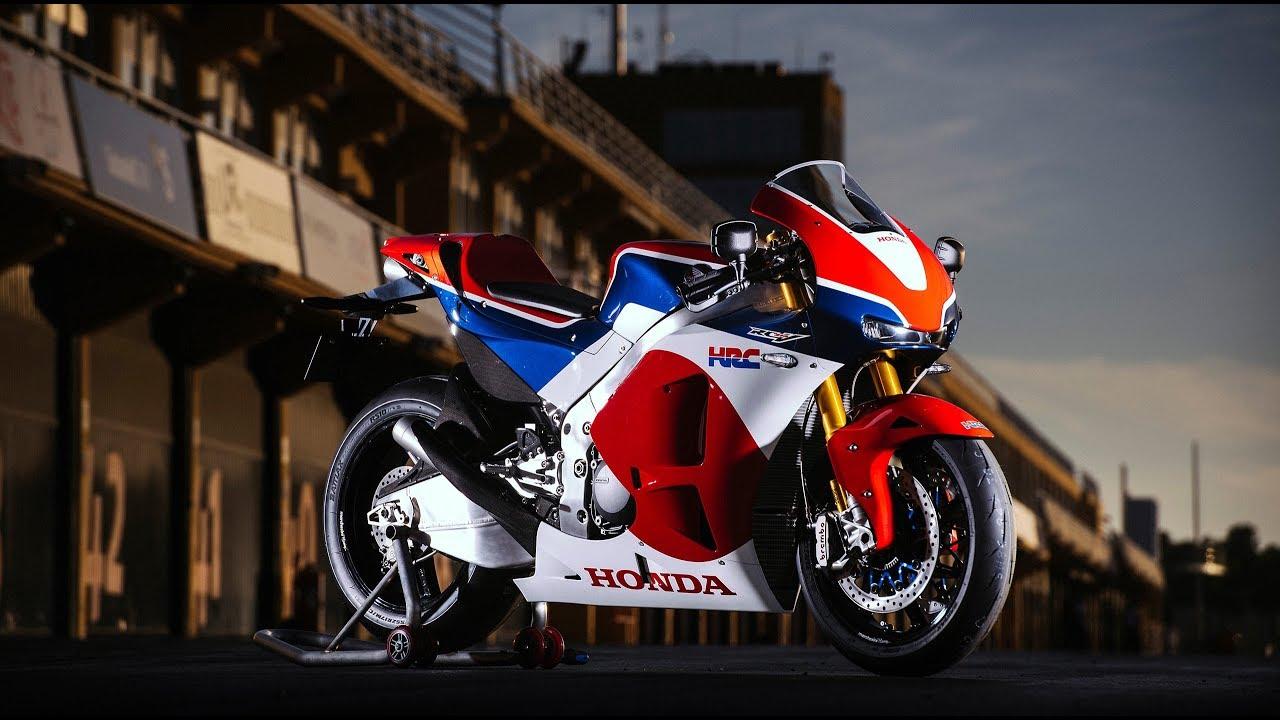 Honda RC213V S 2018 Facelift || Honda Street Legal MotoGP Engine - YouTube