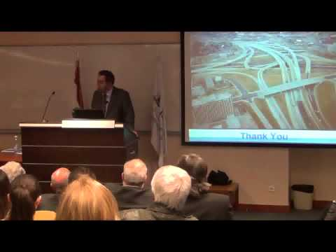 LAU Alumni Lecture:An Overview of Transportation Engineering II with Dr. John El Khoury-March1, 2013