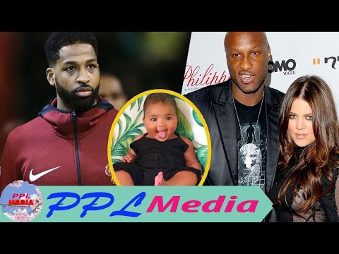 Tristan Thompson laughed full sarcasm when learned truth, True was baby of ex-husband Khloe, Lamar?