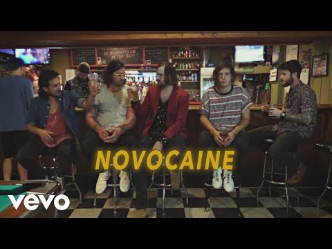 The Unlikely Candidates – Novocaine