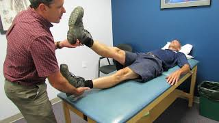 Hip Arthritis Evaluation with Paul Marquis PT