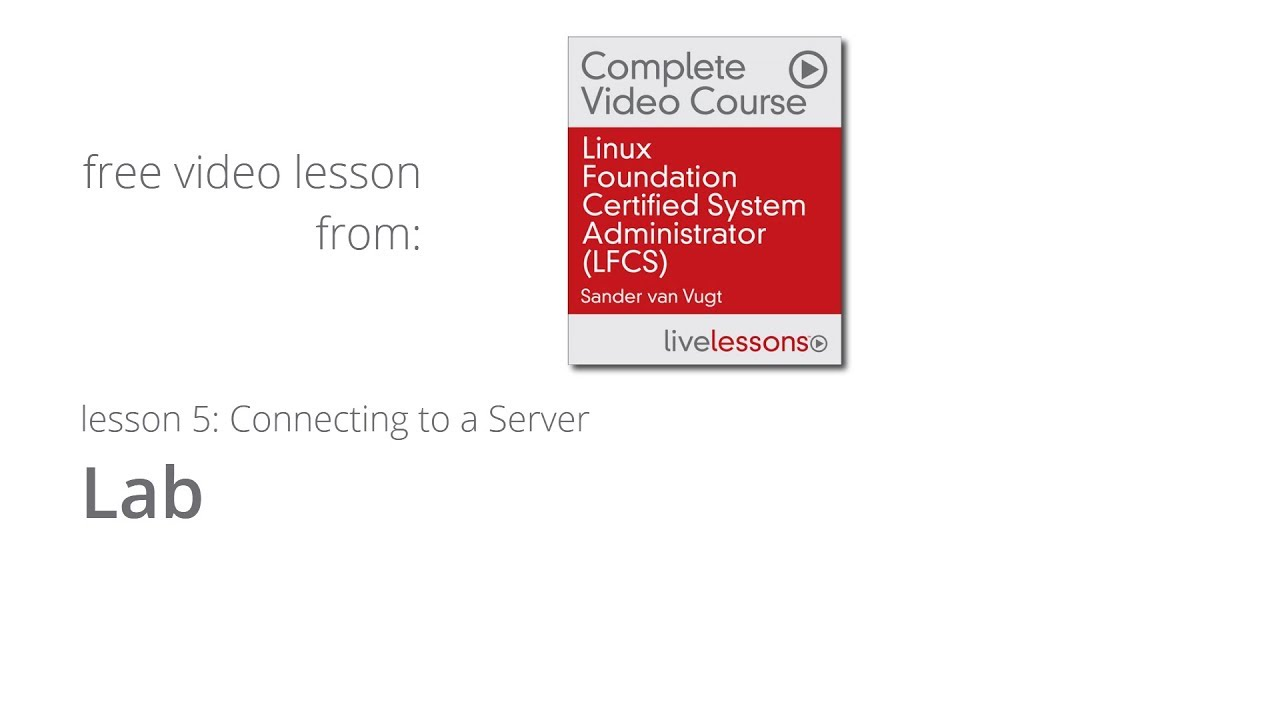 Lab exercise to prepare for Linux Foundation Certified System Administrator  Exam / LFCS Exam