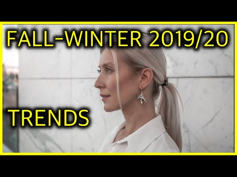 10 Fall-Winter FASHION TRENDS To Actually Wear in 2019-2020 | MASHA. http://bit.ly/2GPkyb3