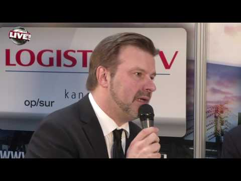 Transport & Logistics Liège 2017: Studio 1 E-logistique