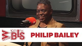 Philip Bailey Talks New Music and Latest Earth Wind and Fire