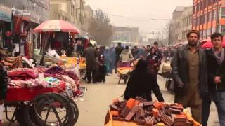 """Танцующие мальчики"" Афганистана"