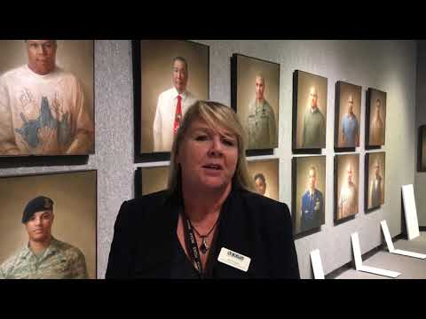 '100 Faces of War' comes to Daytona museum