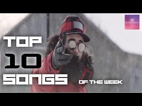 ترتيب افضل 10 أغاني لهذا الأسبوع - Top 10 Songs Of The Week 27/02/2018
