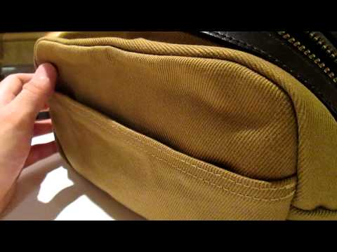 fae7915be0 Filson Dopp Kit Review